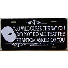 Phantom of the Opera qUOTE on Etsy, $12.00