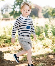 Prince George's 3rd birthday: New photo released