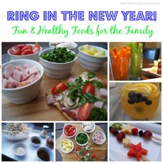 {Kid-Friendly} New Year's Eve Party Foods | Smart Eating For Kids