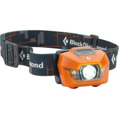Black Diamond Storm Headlamp  - Bright and light weight  - What more is there? (160 lumens)
