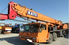 secondhand used kato 40t mobile truck crane original from japan (NK-400E-3) - China used kato 40t cranes;second hand truck crane;used kat...