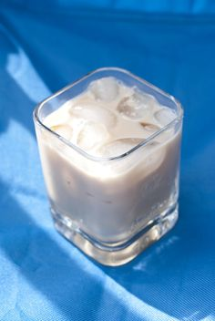 Coconut Pie ~ 1 oz Malibu rum, 1 oz Kahlua, 2 oz Milk. I like this kind of pie.