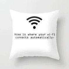 home, wifi