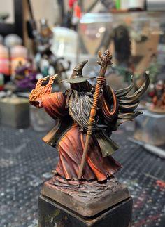 Dark Sword Miniatures Wizard