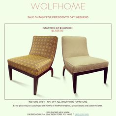 Introducing The MASSIMO CHAISE   From The New Wolf Home Furniture  Collection   Shown In Fulgado Silk Velvet, Color Avignon   Wolf Home    Pinterest   Velvet ...