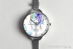 bransoletki - inne-Zegarek z dużą tarczką Dreamcatcher II - 0872WS