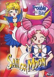 Sailor Moon The Trouble With Rini (TV Show, Library User Group