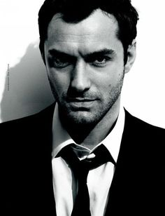 JUDE LAW. I don't care that he's 40.