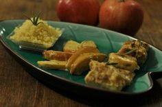 Porc aux pommes 294 kcal