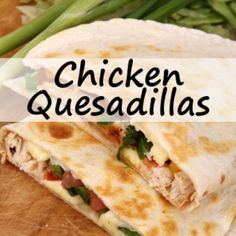 On Rachael Ray July 2 Sunny Anderson showed us something nice to cook up on the grill with her Buffalo Chicken Quesadillas Recipe. Turkey Recipes, Mexican Food Recipes, Chicken Recipes, Healthy Recipes, Ethnic Recipes, Delicious Recipes, Healthy Foods, Healthy Eating, Sunny Anderson