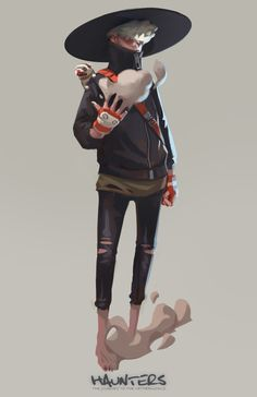 Finn, Kenny Jeong on ArtStation at https://www.artstation.com/artwork/8oKaq
