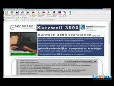 Scannen met Kurzweil 3000