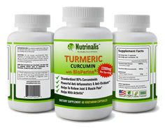 Details: Curcumin is the major component of Turmeric (Curcuma longa). Curcumin is best known as a free radical scavenger. It works to promote colon health, Turmeric For Arthritis, Turmeric Curcumin, Colon Health, Muscle Pain, Natural Remedies, Stuffed Peppers, Amazon, Muscle Soreness, Natural Home Remedies