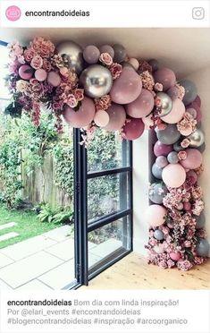 e0764027c2b 45 Gorgeous Wedding Decoration for White Wedding Wedding Balloon  Decorations
