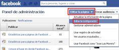 http://www.facebookparalosnegocios.com/como-cambiar-la-categoria-de-nuestra-pagina-de-seguidores-de-facebook/ Tener una página de seguidores de Facebook con una categoría correcta (que esté acorde con nuestro rubro de negocio) es una manera de optimi...
