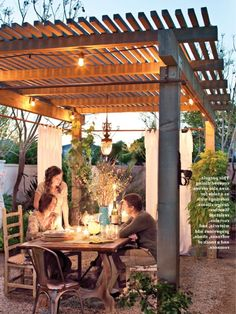 21 Pergola Design Ideas Turn Your Garden Into a Peaceful Refuge #pergola #designs #inspiring