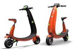Resultado de imagen para a smart design scooter e-urban