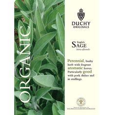 Sage (English) - Duchy Originals