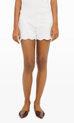 Women | Amber Textured Shorts | Club Monaco