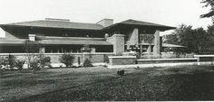 Martin House, Buffalo, New York. 1905