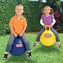 Little Tikes Hopper Ball colors may vary, http://www.amazon.com/dp/B004I6RV04/ref=cm_sw_r_pi_awdm_6eHFwbY7D3541