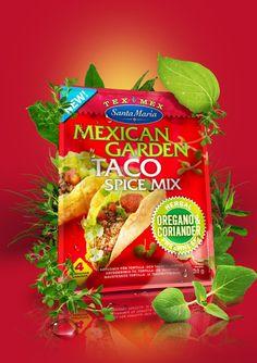 Mexicaine garden chips produit