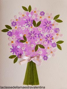 Trieda učiteľa Valentina: kytice pre vás!