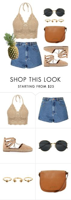 """""""7 ☼"""" by hey-nice-to-meet-you ❤ liked on Polyvore featuring Glamorous, Aquazzura, Dries Van Noten, House of Harlow 1960 and Michael Kors"""