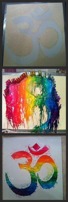 My Crayon Melting