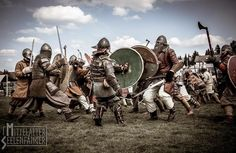 #viking #vikings #vikingage #vikingreenactment #vikingshistory #history #reenactment #battle #battlefield #fight #fighter #fighting #honor #brave #instadaily #instagood #instalike #instafollow #shield #helmet #warriors #warrior #schlotzau