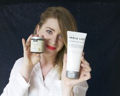 Thesis Unscented Body Cream and Indie Lee Unscented Body Lotion