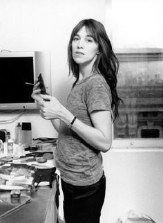 Charlotte Gainsbourg // me and jane doe and rousseau, we've got nowhere to go Charlotte Gainsbourg, Serge Gainsbourg, Gainsbourg Birkin, Jane Birkin, Kate Barry, Lou Doillon, Marina And The Diamonds, French Actress, French Chic