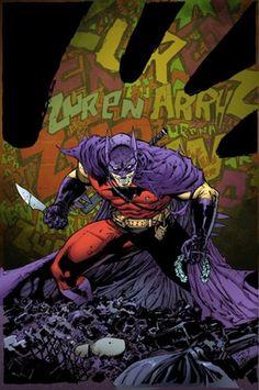 Batman de Zurr-En-Arrh