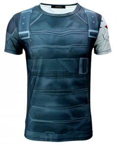 Men's T-shirt - Superman/Batman/SpiderMan/Captain America /Hulk/Iron Man Trendy Fashion, Mens Fashion, Fashion Outfits, Men's Outfits, Trendy Style, Fashion Clothes, Fashion Ideas, Avengers, Compression T Shirt