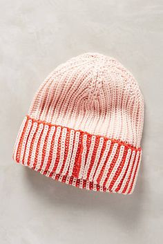 f78972a9ffeec Ribbed Icicle Beanie Pink Beanies