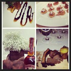 A culinary smorgasbord of delight!...behind the scenes from JBH @johnrivers4r #jbfa #jbf #jbh #dining #restaurant #jamesbeard #jamesbeardhouse #florida #nyc #bbq #4r #4rivers