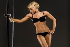 tracy anderson... ugh, i wish she was my personal trainer!