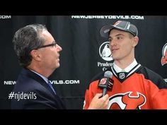 Steve Santini became the #NJDevils first draft pick in the 2013 #NHLDraft. Hear from him now.