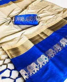 Soft Cotton Silk Jacquard Sarees link in bio COD Available Free Return & Full Refund Price: ₹599 Feel free to call us on +91-7999219541 if you need any help with ordering online. Thank you. #jacquard #fashion #kingkoil #sprei #fabric #bedding #kingkoilsutra #katunjepang Cotton Blouses, Cotton Saree, Cotton Silk, Indian Sarees, Silk Sarees, Latest Sarees Online, Nauvari Saree, The Originals, Cod