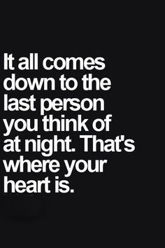 Where is your heart? #lovequotes