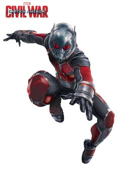 High resolution images of the character art for CAPTAIN AMERICA: CIVIL WAR have been released!