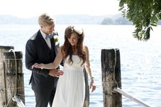 Wedding at lake Orta Italy. Italian wedding photographers
