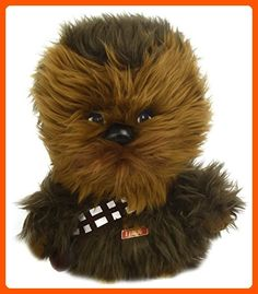 """Star Wars Plush - Stuffed Talking 9"""" Chewbacca Character Plush Toy - Toys for little kids (*Amazon Partner-Link)"""
