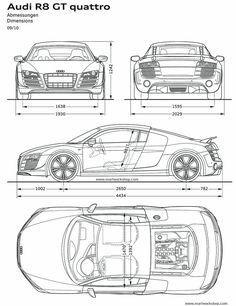 Audi R8 Car, Audi A3 Sedan, Pajero Off Road, Scale Model Ships, Diy Go Kart, Racing Car Design, Motorbike Design, Industrial Design Sketch, Wooden Car