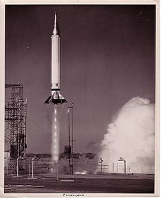 U.S. Navy's Viking rocket was conceived shortly after WWII