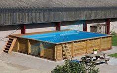 houten zwembad - Google zoeken