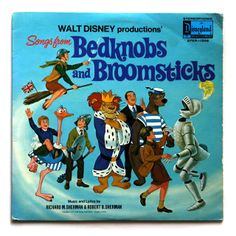 Various - Songs From Walt Disney Productions' Bedknobs And Broomsticks