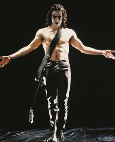 The Crow. One of my favorite movies