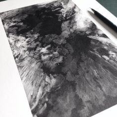 No4 #traceline #batofar #drawing #graphite #sketch #marble #poster #storm #wip #abstract #swirling