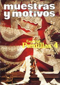 Gallery.ru / Фото #1 - Muestras y Motivos Especial Puntillas 4 - tymannost